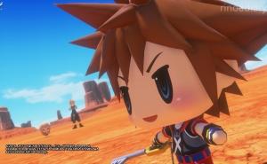 WoFF DLC Sora