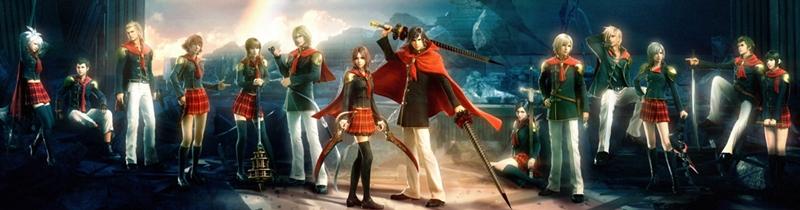 Annunciate due Limited e una Collector's Edition per Final Fantasy Type-0 HD!