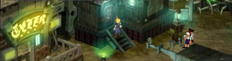 Final Fantasy VII arriva su PS4! …come porting della versione PC.