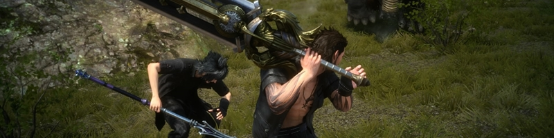 Tabata anticipa modifiche al gameplay di Final Fantasy XV