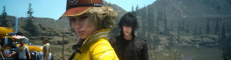 Final Fantasy XV è al 65% di sviluppo