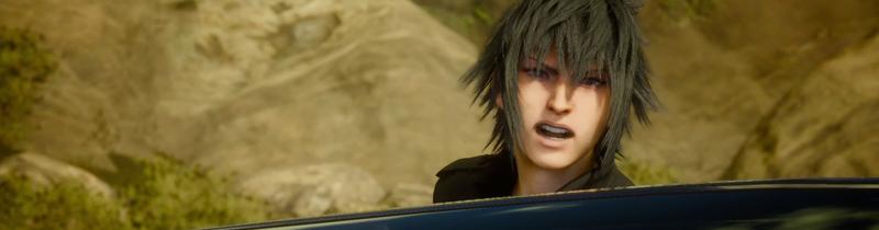 Niente viaggi in macchina nella demo di Final Fantasy XV, attese novità da Jump e Dengeki!