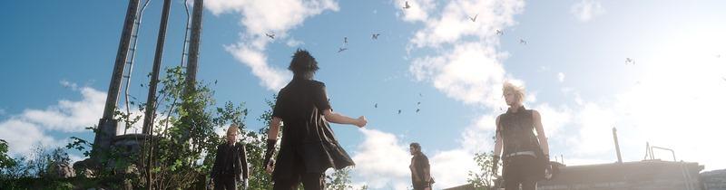 2 nuovi screenshots per Final Fantasy XV