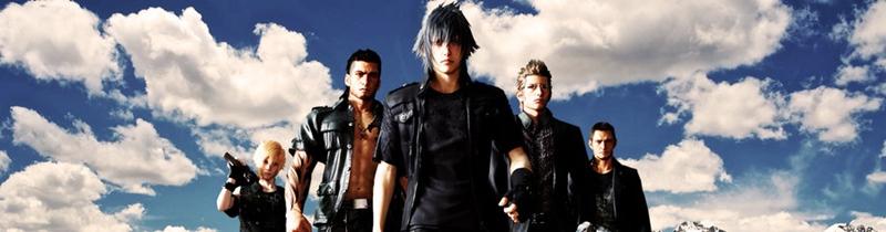 Tabata spiega gli abiti dei protagonisti di Final Fantasy XV