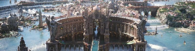 Nuovi video per Final Fantasy XV: Altissia e Regalia Type-F!