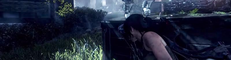 Modalità Stealth non-letale per Rise of the Tomb Raider!
