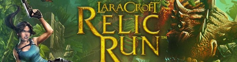 Aggiornamento per Lara Croft: Relic Run