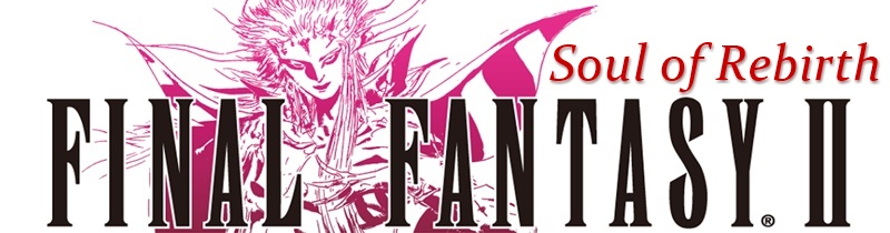 Final Fantasy II Soul of Rebirth – Protezioni