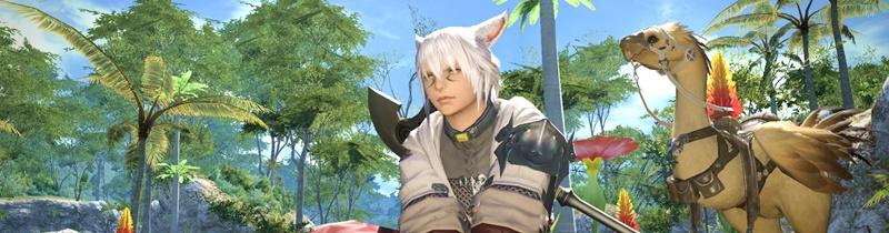 E' arrivata la patch 3.1 di Final Fantasy XIV!