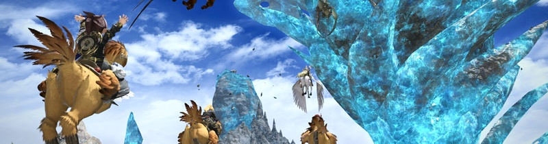 Intervista a Yoshida sulla patch 3.1 di Final Fantasy XIV