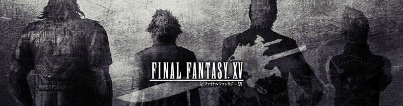 Square pubblica il Fan Kit di Final Fantasy XV!