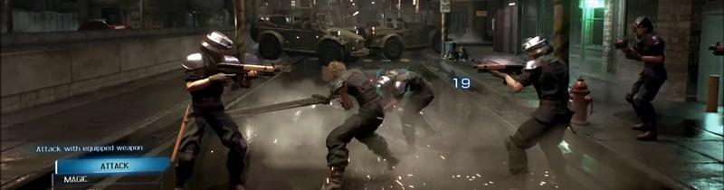 Final Fantasy VII Remake sarà completamente doppiato, in considerazione World Map e minigiochi