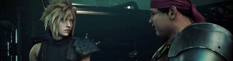 50 screen HD dal trailer di Final Fantasy VII Remake!