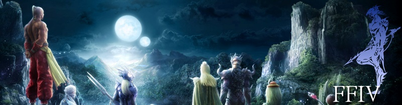 Final Fantasy IV – Le Rovine Lunari (PSP, GBA)