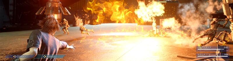Final Fantasy XV: ATR il 31 Gennaio e nuove immagini!