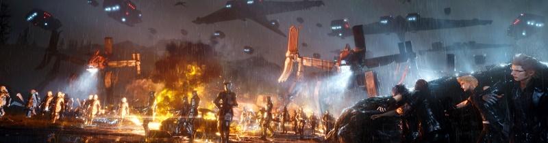 Final Fantasy XV – Riepilogo ATR 31/01/16 – Parte 2 – L'impero di Niflheim