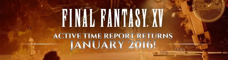 A Gennaio un nuovo ATR per Final Fantasy XV!