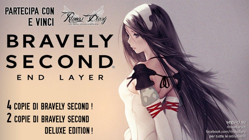 Partecipa con Rinoa's Diary e vinci Bravely Second: End Layer!