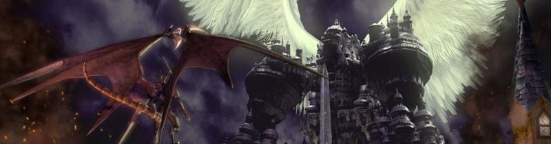 Alexandria da Final Fantasy IX nuova arena in Dissidia Final Fantasy