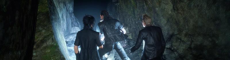 Final Fantasy XV: intervista a Sasaki, environment artist.