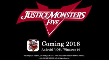 Justice Monsters Five, la raccolta dei giochi arcade di Final Fantasy XV