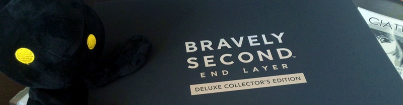 Unboxing di Bravely Second: End Layer – Deluxe Collector's Edition!