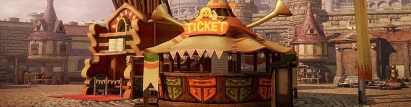 Un nuovo trailer di Dissidia Arcade ci presenta Alexandria da Final Fantasy IX!
