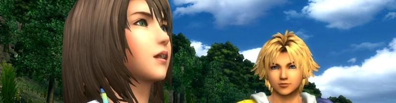 Final Fantasy X – Allenamento a fine trama