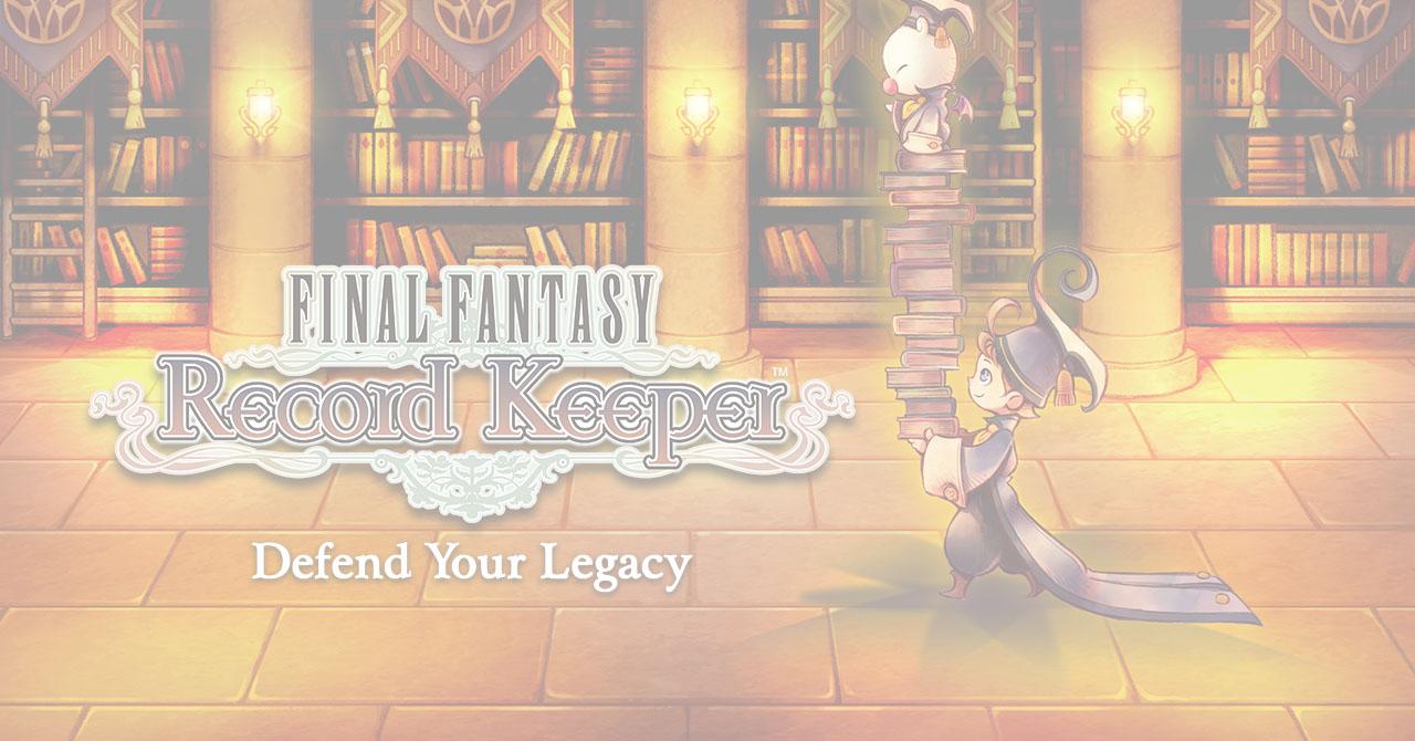Final Fantasy Record Keeper – Eventi in corso