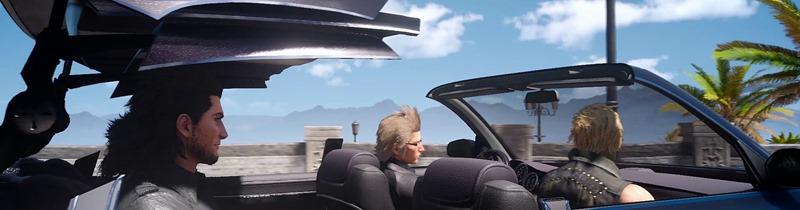 DLC, Regalia, filmati e missioni secondarie: ancora Tabata su Final Fantasy XV!
