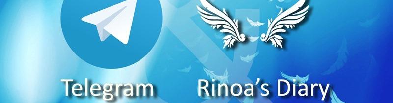 Rinoa's Diary sbarca su Telegram!