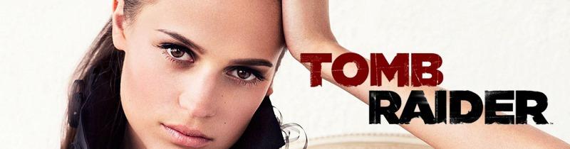 Alicia Vikander sarà Lara Croft nel prossimo film Tomb Raider!