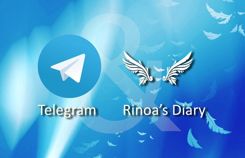 Rinoa's Diary su Telegram