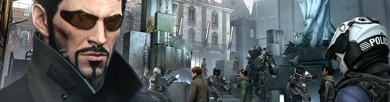 Nuovo trailer per Deus Ex: Mankind Divided!
