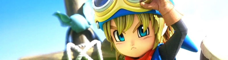 Dragon Quest Builders arriverà in Occidente a Ottobre!