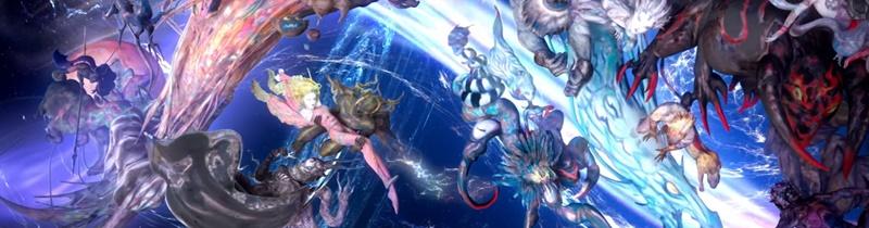 Il video Big Bang di Final Fantasy XV!