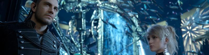 Kingsglaive Final Fantasy XV: novità e immagini in alta risoluzione!
