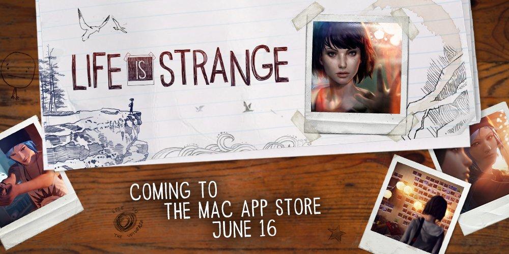 Life is Strange su Mac App Store