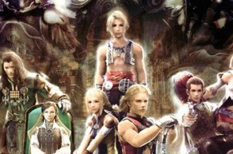Final Fantasy XII (PS2) – Armi a due mani