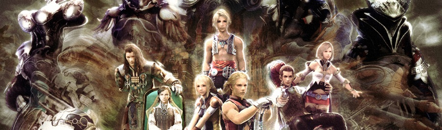 Final Fantasy XII (PS2) – Armi a due mani