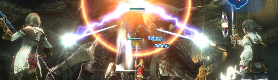 Logo e primi screen ufficiali per Final Fantasy XII: The Zodiac Age