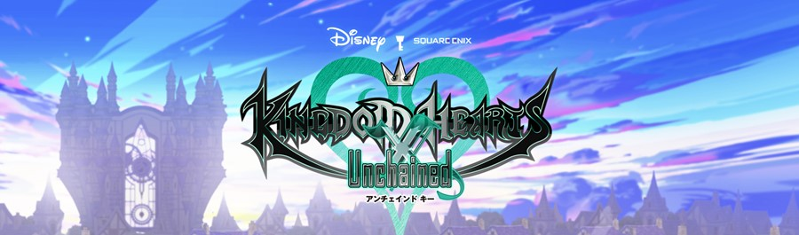 Kingdom Hearts Unchained χ è disponibile da oggi in Europa!