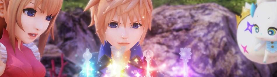 World of Final Fantasy arriverà in Europa il 28 Ottobre!