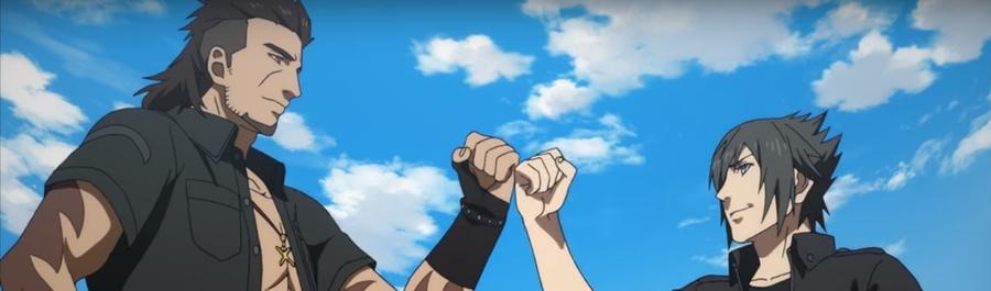 Ecco il terzo episodio di Brotherhood Final Fantasy XV!