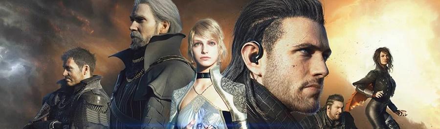 Kingsglaive Final Fantasy XV in vendita dal 30 Agosto!