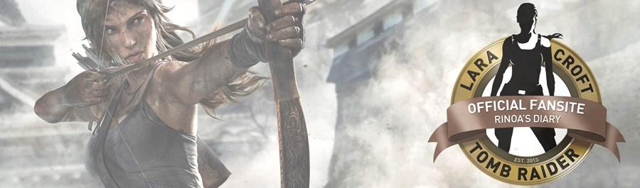 Il Rinoa's Diary entra nella cerchia ufficiale dei fansite Tomb Raider!