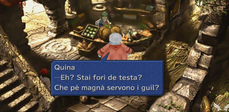 Final Fantasy IX - Quina