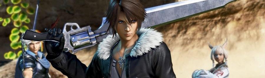 Il 27 Agosto sarà annunciato un nuovo personaggio di Dissidia Arcade Final Fantasy!
