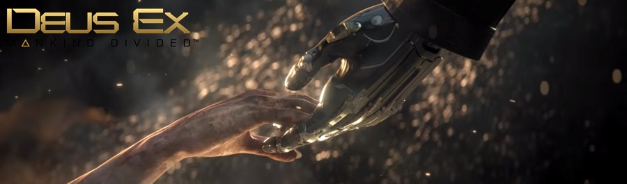 Trailer di lancio per Deus Ex: Mankind Divided!