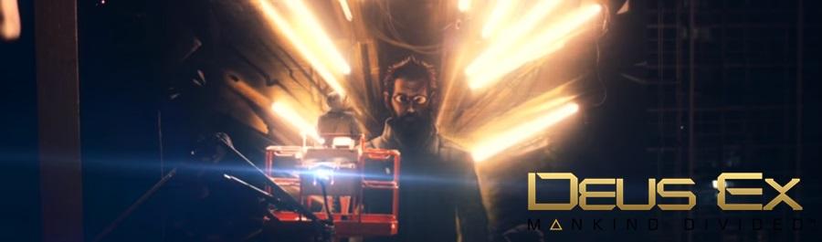 Il murales di Deus Ex: Mankind Divided!